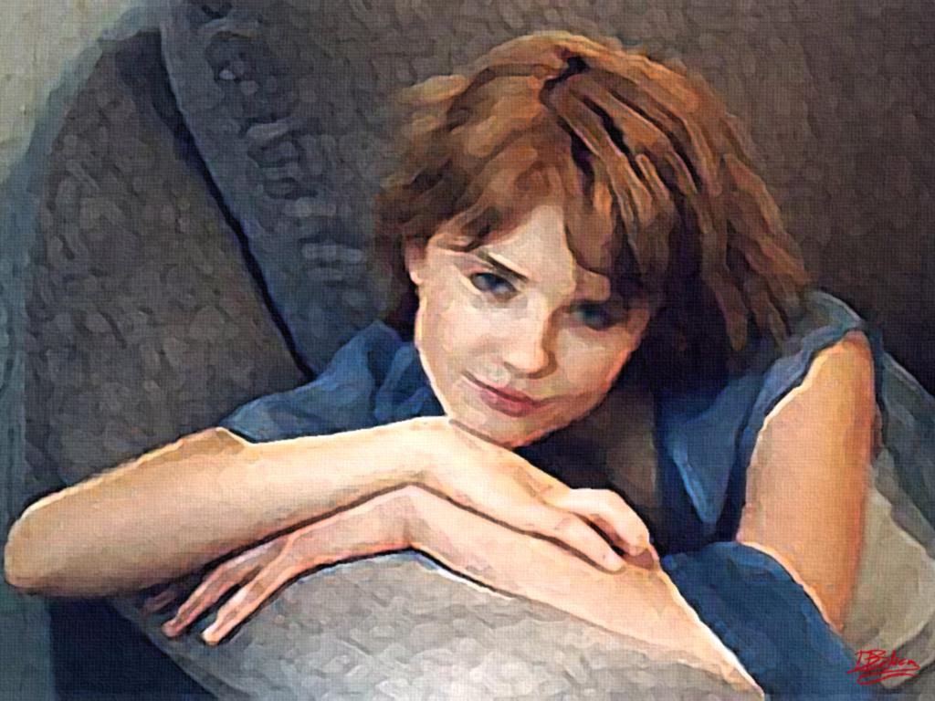 Голая Сати Казанова на фото из журналов